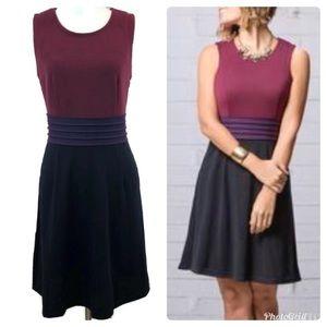 Stitch Fix 41 Hawthorn Dita colorblock Dress